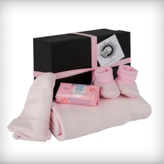Baby Basics Pink Box