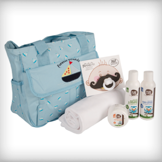 Baby Travelling Bag Blue