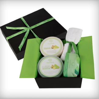 Ginger and lime Mini Spa box