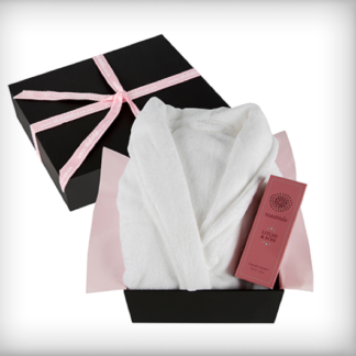 bathrobe pamper box