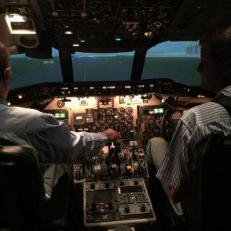 MD82 Simulator Experience 3