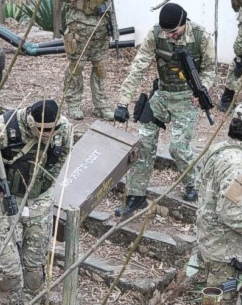 Airsoft Military Experience